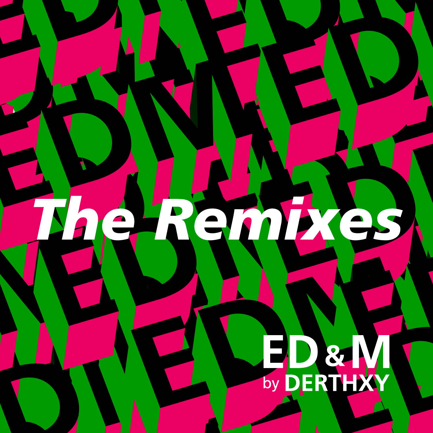 [OMT-038] ED&M  The Remixes by DERTHXY